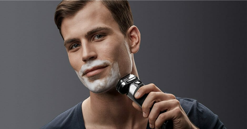 Shave Without a Shaving Gel