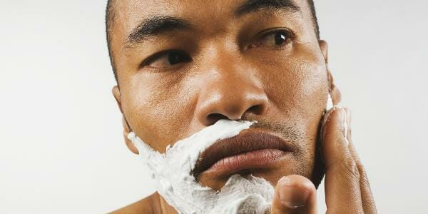 How can black men avoid razor bumps