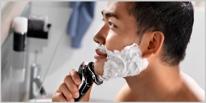 Pros of Electric Shaving