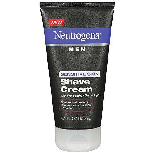 Neutrogena Men's Shaving Creamt5