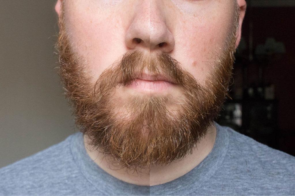 Mustache Trimmer