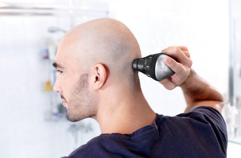 What factors suggest a suitable balding clipper