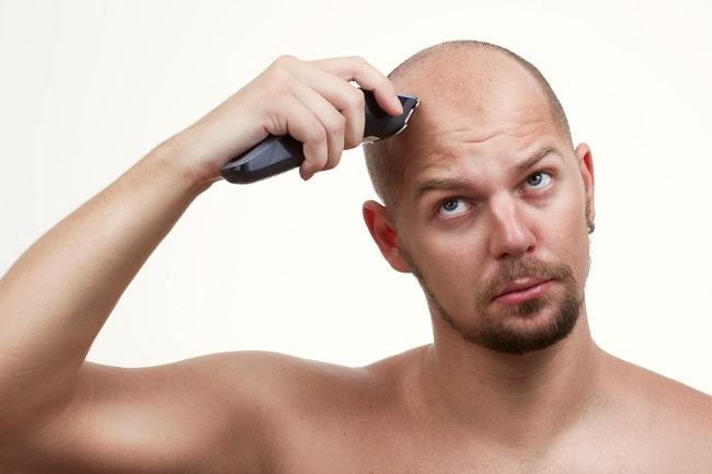 benefits of shaving your head bald