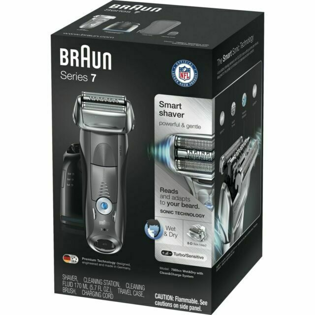 Braun Series 7 7865cc Razor