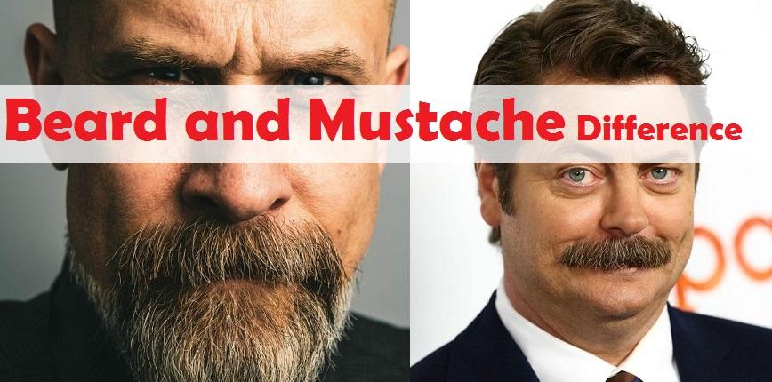 mustache vs beard