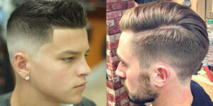 Haircuts For Men: Taper vs Fade, What is The Difference?